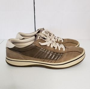 Skechers Sport Pier Brown Trainer Sneakers 12